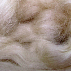 Cashmere Silk Fibers from Weavers Creek Fiber
